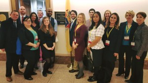 Advocating and Education at Capitol Hill